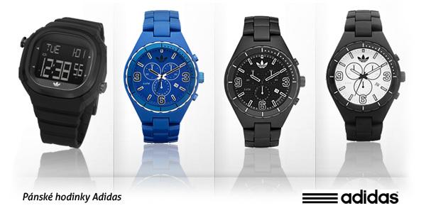 ce61d25a74a Stylové sportovní hodinky Adidas